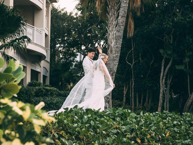 Lauren and Nick's Wedding in Key Largo, Florida 316