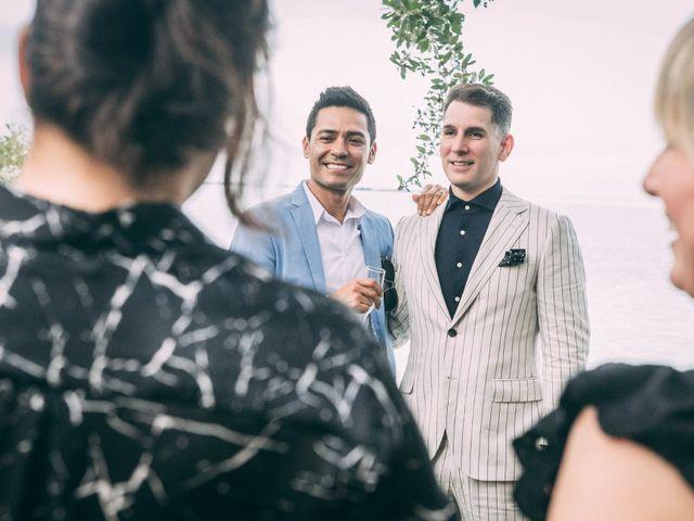 Lauren and Nick's Wedding in Key Largo, Florida 323