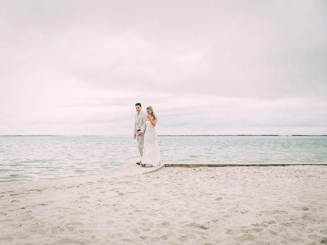 Lauren and Nick's Wedding in Key Largo, Florida 358