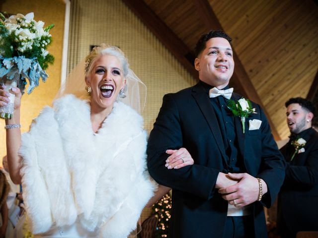 Alyssa and Rey's Wedding in Hammonton, New Jersey 1