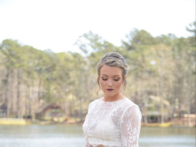 Jordan and Marlee's Wedding in Pine Mountain, Georgia 3
