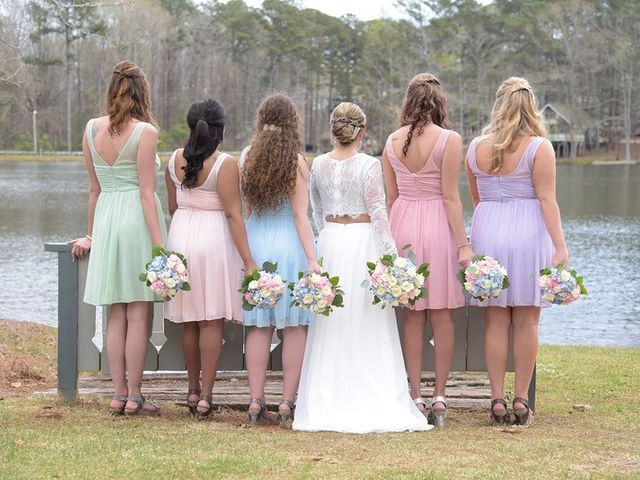 Jordan and Marlee's Wedding in Pine Mountain, Georgia 1