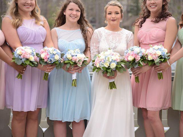 Jordan and Marlee's Wedding in Pine Mountain, Georgia 2