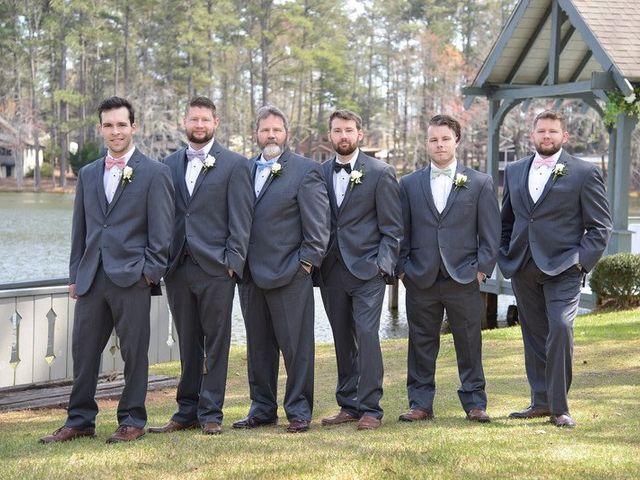 Jordan and Marlee's Wedding in Pine Mountain, Georgia 4