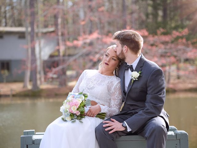Jordan and Marlee's Wedding in Pine Mountain, Georgia 7