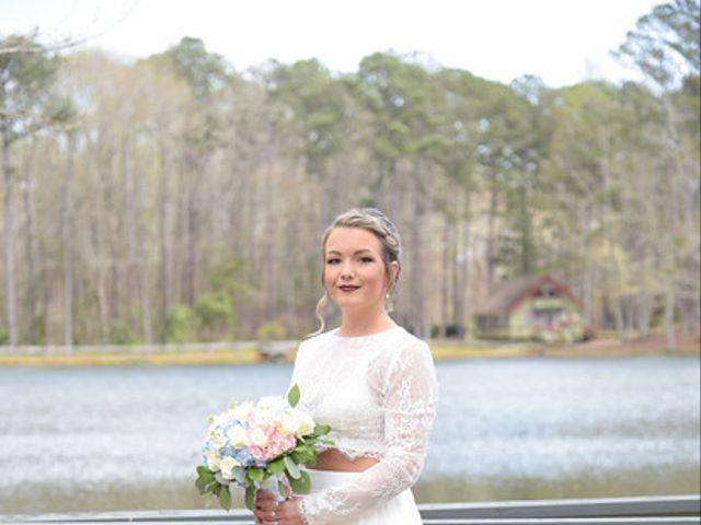Jordan and Marlee's Wedding in Pine Mountain, Georgia 9