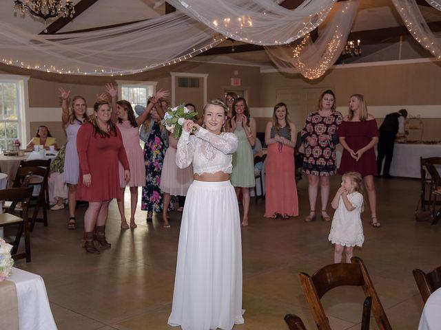 Jordan and Marlee's Wedding in Pine Mountain, Georgia 14