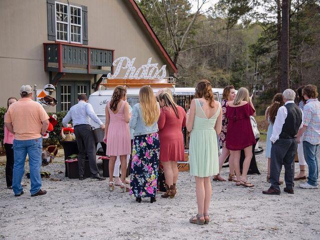 Jordan and Marlee's Wedding in Pine Mountain, Georgia 15