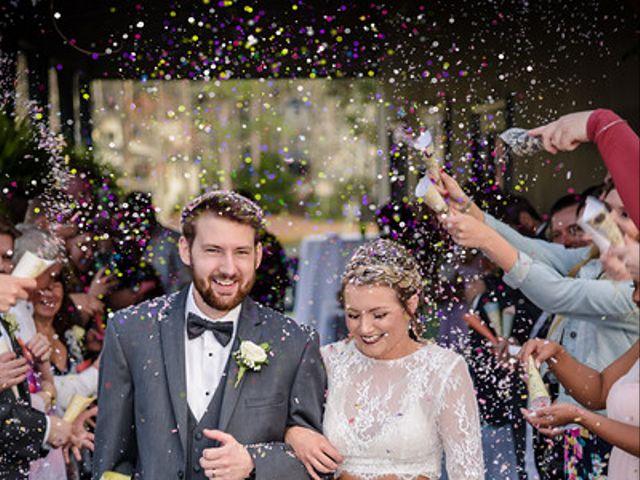 Jordan and Marlee's Wedding in Pine Mountain, Georgia 16