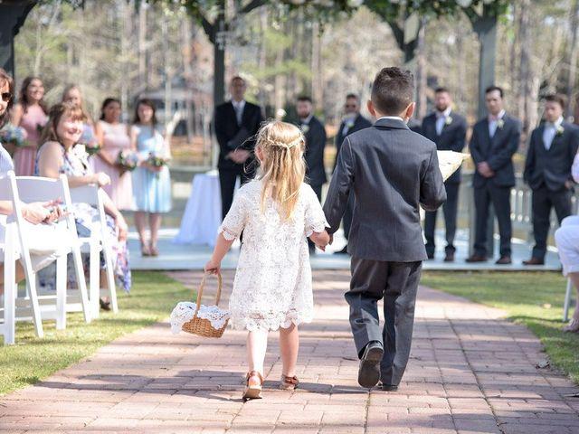 Jordan and Marlee's Wedding in Pine Mountain, Georgia 19