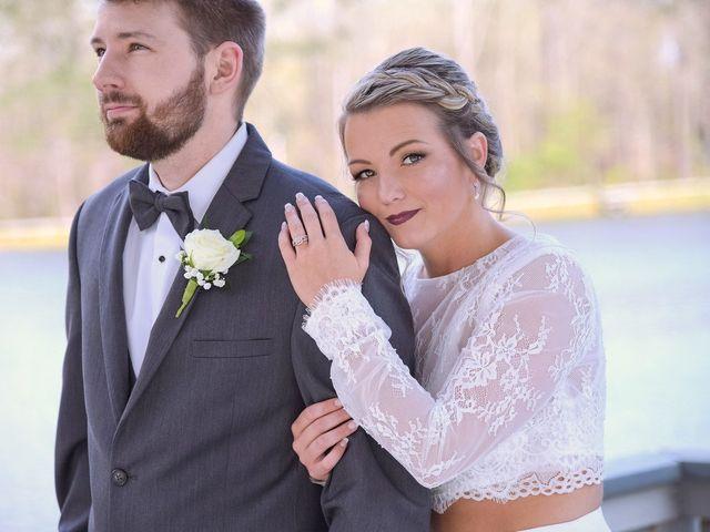The wedding of Marlee and Jordan