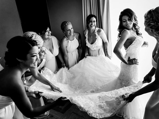 Shawn and Brittney's Wedding in Cancun, Mexico 24