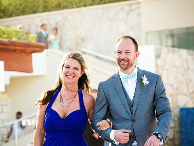 Shawn and Brittney's Wedding in Cancun, Mexico 34