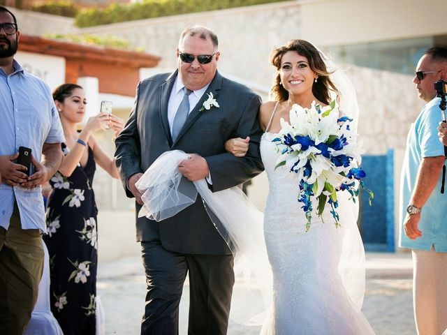 Shawn and Brittney's Wedding in Cancun, Mexico 35