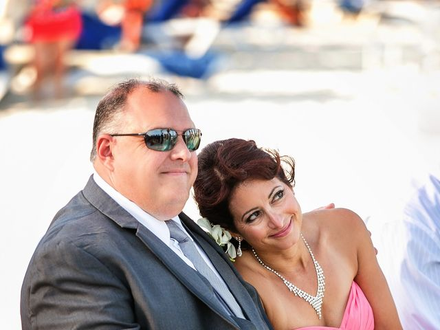 Shawn and Brittney's Wedding in Cancun, Mexico 47
