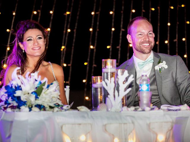 Shawn and Brittney's Wedding in Cancun, Mexico 68