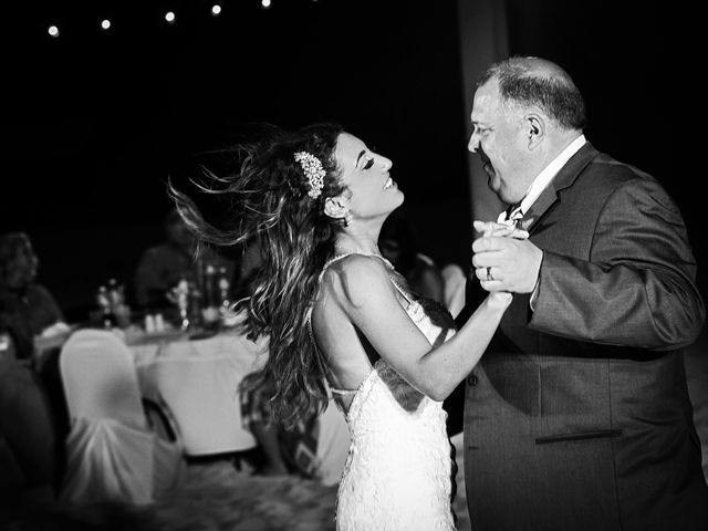 Shawn and Brittney's Wedding in Cancun, Mexico 74