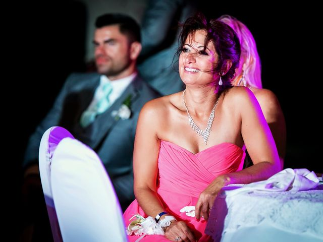 Shawn and Brittney's Wedding in Cancun, Mexico 75