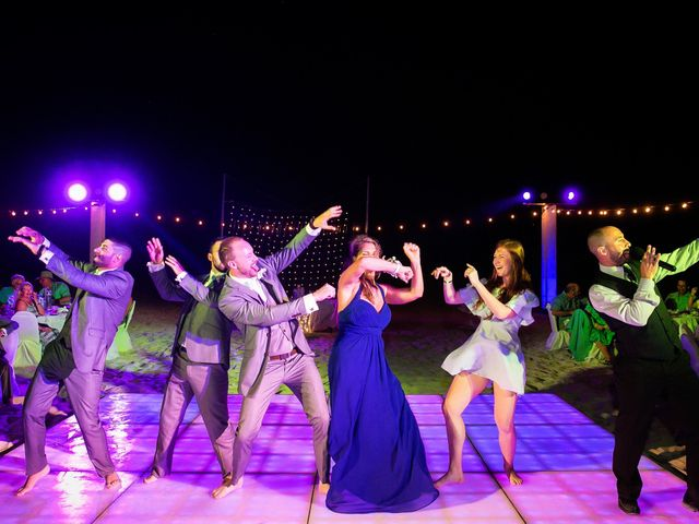 Shawn and Brittney's Wedding in Cancun, Mexico 78