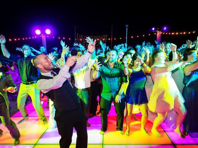 Shawn and Brittney's Wedding in Cancun, Mexico 83