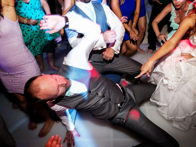 Shawn and Brittney's Wedding in Cancun, Mexico 88