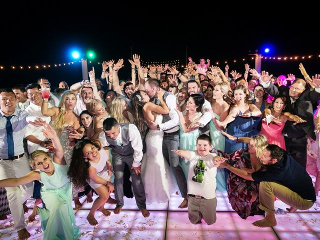 Shawn and Brittney's Wedding in Cancun, Mexico 89