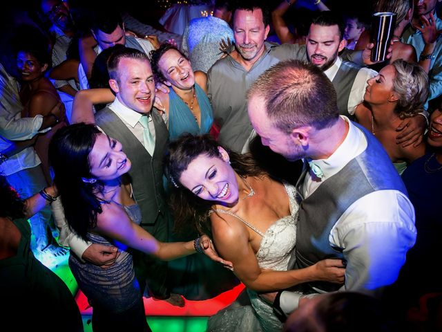 Shawn and Brittney's Wedding in Cancun, Mexico 100