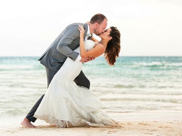 Shawn and Brittney's Wedding in Cancun, Mexico 117