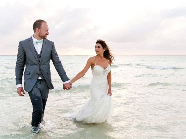 Shawn and Brittney's Wedding in Cancun, Mexico 119