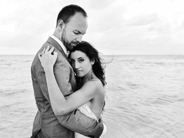 Shawn and Brittney's Wedding in Cancun, Mexico 123