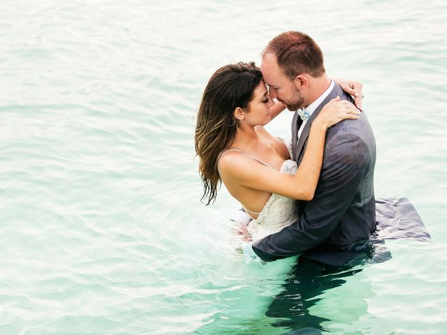 Shawn and Brittney's Wedding in Cancun, Mexico 128