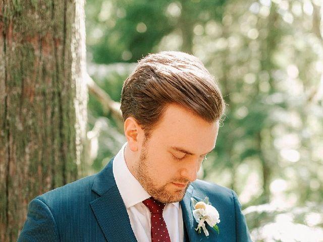 Richard Behmer and Jamie Behmer's Wedding in Issaquah, Washington 7