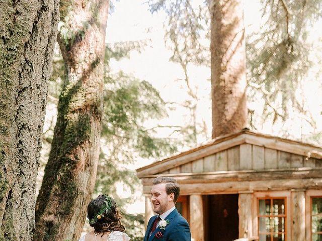 Richard Behmer and Jamie Behmer's Wedding in Issaquah, Washington 8