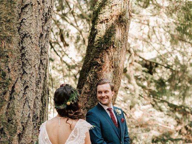 Richard Behmer and Jamie Behmer's Wedding in Issaquah, Washington 10