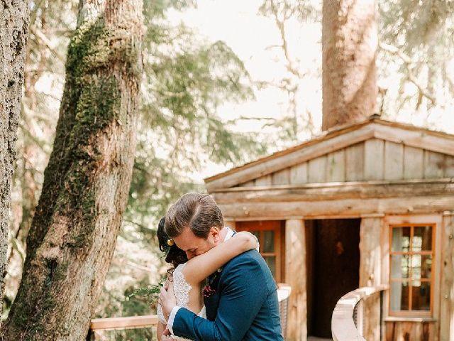 Richard Behmer and Jamie Behmer's Wedding in Issaquah, Washington 11
