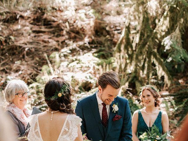 Richard Behmer and Jamie Behmer's Wedding in Issaquah, Washington 16