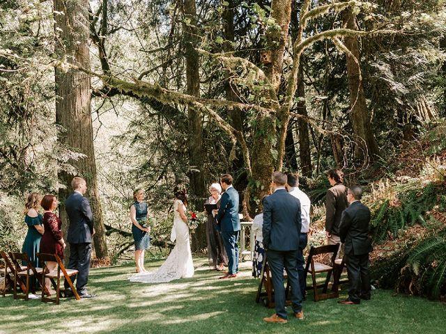Richard Behmer and Jamie Behmer's Wedding in Issaquah, Washington 18