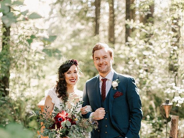 Richard Behmer and Jamie Behmer's Wedding in Issaquah, Washington 38