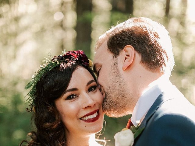 Richard Behmer and Jamie Behmer's Wedding in Issaquah, Washington 40