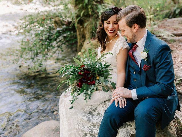 Richard Behmer and Jamie Behmer's Wedding in Issaquah, Washington 42