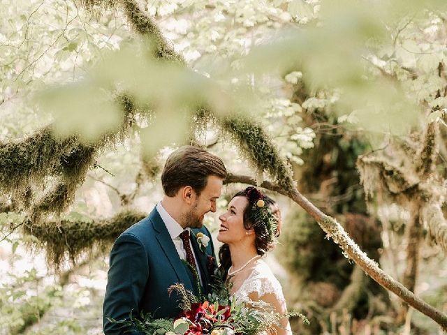 Richard Behmer and Jamie Behmer's Wedding in Issaquah, Washington 1