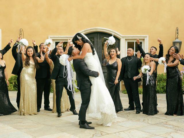 Brian and Shawnelle's Wedding in Sacramento, California 6