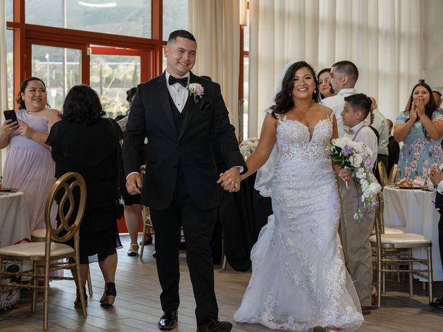 Ashley and Daniel's Wedding in Corona, California 3