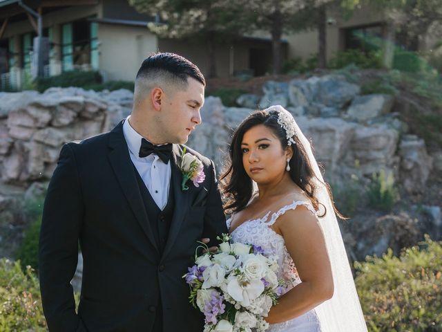Ashley and Daniel's Wedding in Corona, California 6