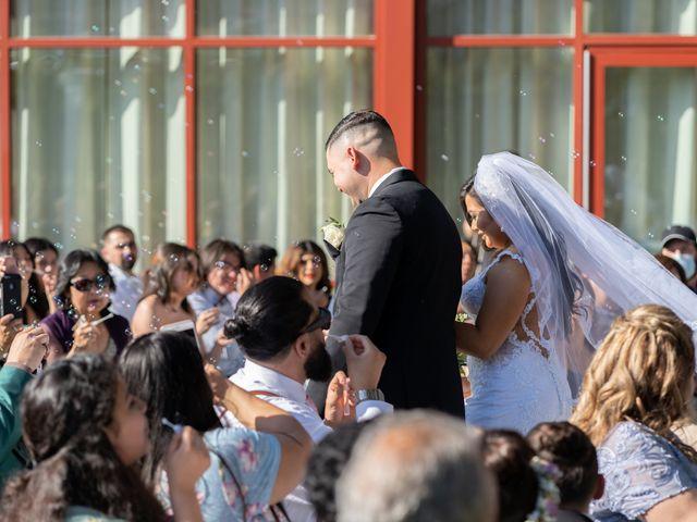 Ashley and Daniel's Wedding in Corona, California 7