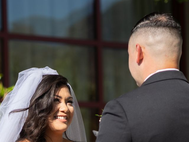 Ashley and Daniel's Wedding in Corona, California 1