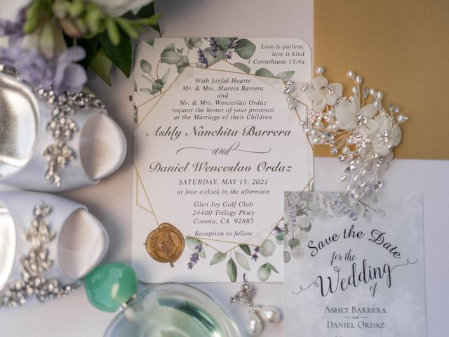 Ashley and Daniel's Wedding in Corona, California 8