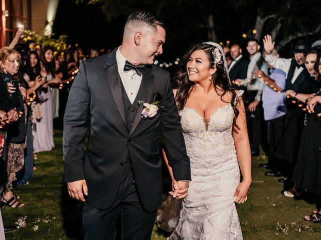 Ashley and Daniel's Wedding in Corona, California 10
