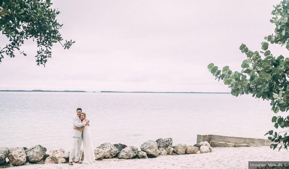 Lauren and Nick's Wedding in Key Largo, Florida