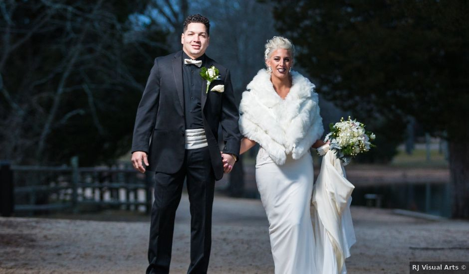 Alyssa and Rey's Wedding in Hammonton, New Jersey